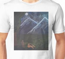 Semeli Mountain - Detail Unisex T-Shirt