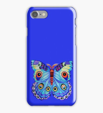 """""""Just a Butterfly!"""" iPhone Case/Skin"""