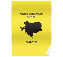 The Austro-Hungarian Empire Poster
