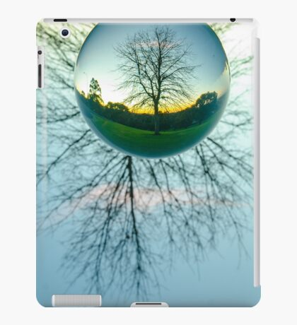 "Crystal Ball Reflextions ""The Tree"" iPad Case/Skin"