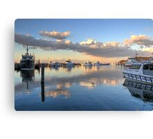 Ocean Sunset at Nelson Bay NSW Canvas Print