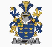 Somerville Coat of Arms (Irish) T-Shirt