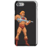 He Man iPhone Case/Skin