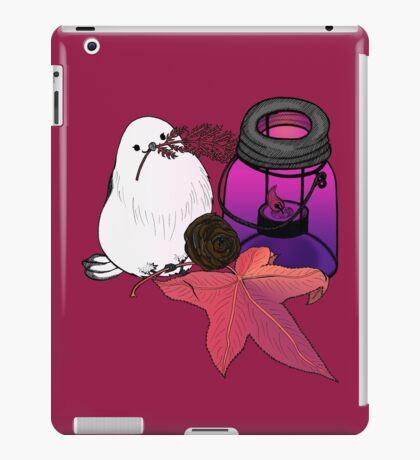 Candlelit Nature iPad Case/Skin