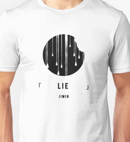 WINGS #2 LIE JIMIN Unisex T-Shirt