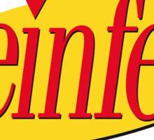 Seinfeld // Logo Sticker