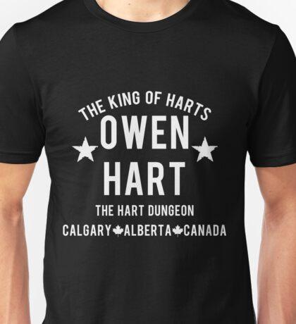 Owen Hart Unisex T-Shirt