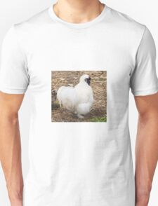 A proud pile of feathers Unisex T-Shirt