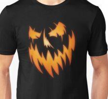 Spooky Jack O' Lantern Halloween Tee Shirt Unisex T-Shirt