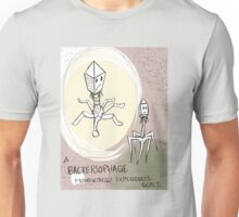 A Bacteriophage Momentarily Experiences Guilt  Unisex T-Shirt