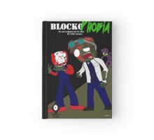 We Love Brains-BlockoPhobia Hardcover Journal