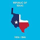 Republic of Texas by mehmetikberker