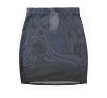 The Spooky Forest Mini Skirt