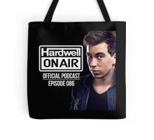 HARDWELL ON AIR OFFICIAL PODCAST Tote Bag
