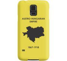 The Austro-Hungarian Empire Samsung Galaxy Case/Skin