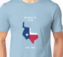 Republic of Texas Unisex T-Shirt