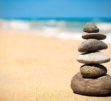 Zen Stones by capocciaf