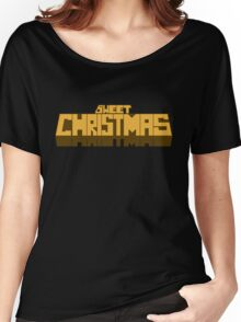 Luke Cage Sweet Christmas 8-bit Women's Relaxed Fit T-Shirt