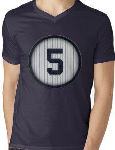 5 - The Yankee Clipper Mens V-Neck T-Shirt