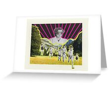 Go Outside Greeting Card
