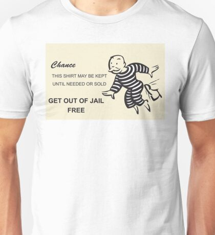 GET OUT OF HERE Unisex T-Shirt