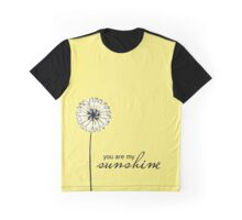 You Are My Sunshine 02 Graphic T-Shirt