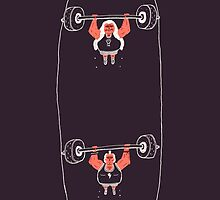 Heavyweight Skateboarding by Jacques Maes