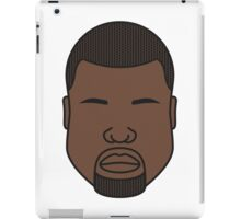 Kanye West Cartoon iPad Case/Skin