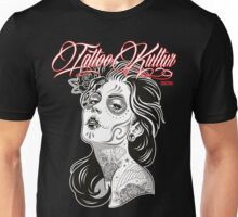 Tattoo Kultur - Dia De Muertos 2 Unisex T-Shirt