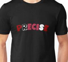 Precise (Neusexual) Unisex T-Shirt