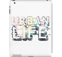 Urban Life iPad Case/Skin