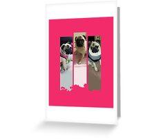 Pug! Greeting Card