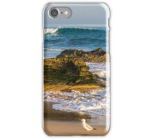 Swirl Around Rock. iPhone Case/Skin