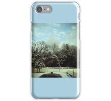 December Snow iPhone Case/Skin