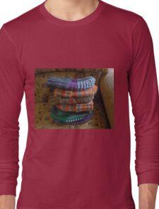 Warm Winter Hats Long Sleeve T-Shirt
