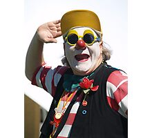 Clowning  Photographic Print