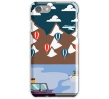 Hillside Travels iPhone Case/Skin