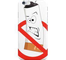 no smoking iPhone Case/Skin