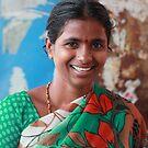 School Teacher Rajiv Nagakpally 2 by Andrew  Makowiecki