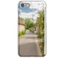 Giverny, France iPhone Case/Skin