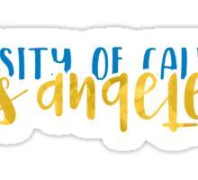 UCLA - Style 1 Sticker