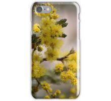 Coolah Tops Wattle iPhone Case/Skin