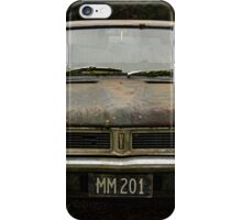 Built to last iPhone Case/Skin