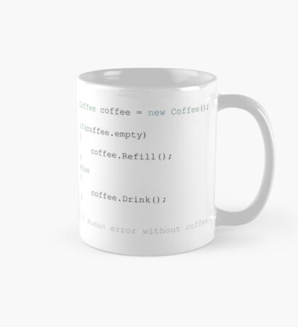 Run Coffee Script Mug