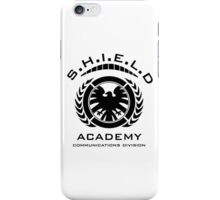 S.H.I.E.L.D Academy > Communications Division iPhone Case/Skin