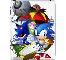 Sonic CD - Sonic the Hedgehog iPad Case/Skin