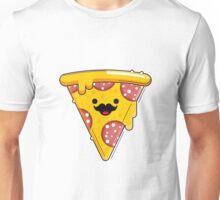 I Moustache Pizza Unisex T-Shirt