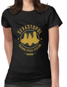 sevastopol Womens Fitted T-Shirt