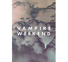 Vampire Weekend II Photographic Print