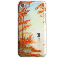Autumn Walk iPhone Case/Skin